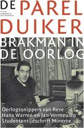 De parelduiker 2017/4 - Brakman in de oo Aalders, Hein