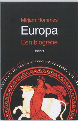 Europa -een biografie Hommes, Mirjam