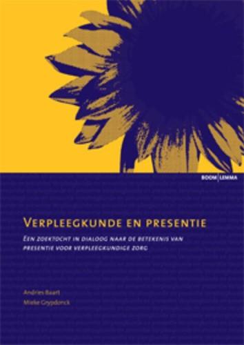 Verpleegkunde en presentie -een zoektocht in dialoog naar de betekenis van presentie voo Baart, A.