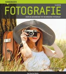 Handboek Fotografie, 7e editie -voor de beginnende tot gevorde rde fotograaf Dhaeze, Pieter