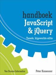 Handboek JavaScript & jQuery, 2e edi Kassenaar, Peter