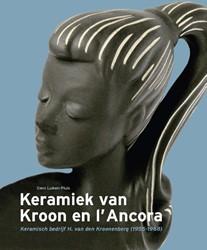 Keramiek van Kroon en l'Ancora -keramisch bedrijf H. van den K roonenberg (1955 - 1968) Luiken-Pluis, Sieni