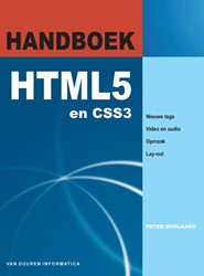 Handboek HTML 5 Doolaard, Peter