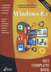 Het Complete boek Windows 8.1 Kassenaar, Peter