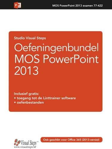 Oefeningenbundel MOS PowerPoint 2016 en -de meest praktische manier om het Microsoft Office Specialis Studio Visual Steps