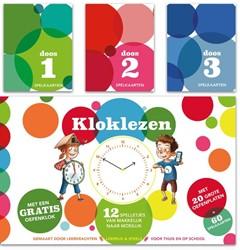Kloklezen -12 spelletjes met gratis oefen klok
