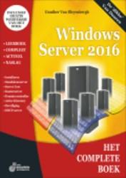 Het complete boek windows server Bleyenbergh, van