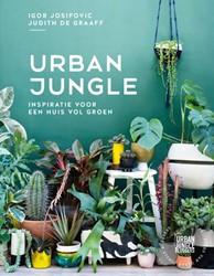 Urban Jungle -inspiratie voor een huis vol g roen Josifovic, Igor