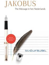 Jakobus (SchrijfBijbel) -the Message in het Nederlands Peterson, Eugene