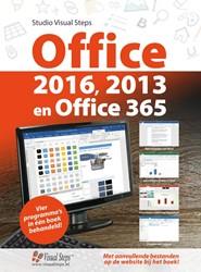 Office 2016, 2013 en Office 365 Studio Visual Steps