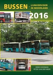 Bussen 2016 -Lijnvervoer in Nederland Kooiman, Rinse