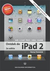 Ontdek de iPad 2 -bijgewerkt voor iOS 5 Temmink, Henny