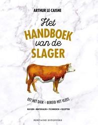 Het handboek van de slager Caisne, Arthur Le