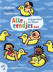 Alle eendjes -liedjesgroeiboek voor kleuters Debaene, An