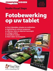 Fotobewerking op uw tablet Studio Visual Steps