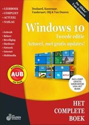 Het Complete boek Windows 10 Kassenaar, Peter