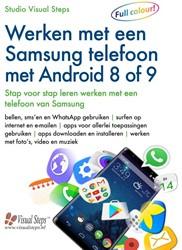 Werken met een Samsung telefoon met Andr -stap voor stap leren werken me t een telefoon van Samsung Studio Visual Steps