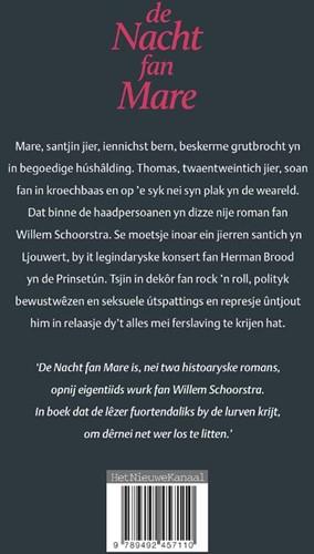 De nacht fan Mare Schoorstra, Willem-2