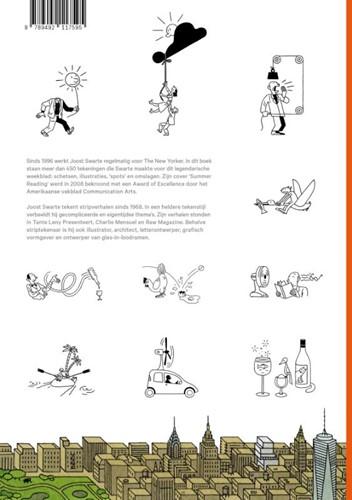 New York boek -tekeningen voor The New Yorker Swarte, Joost-2