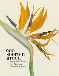 Botanische kunst van Franz en Ferdinand -200 soorten groen Druten, Terry van