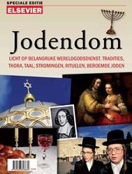 ELSEVIER SPECIALE EDITIE JODENDOM -LICHT OP BELANGRIJKE WERELDGOD SDIENST, TRADITIES, THORA, TAA