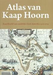 Atlas van Kaap Hoorn - Kaartbeeld van zu -kaartbeeld van zuidelijk Zuid- Amerika 1500-1725 Klein, Maarten