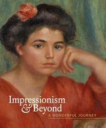 Impressionism & beyond - A wonderful -A wonderful journey Leeman, Fred