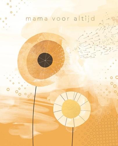 Mama voor altijd -invulboek voor moeders die hun kind verliezen in de zwangers Verhoeven, Sophie