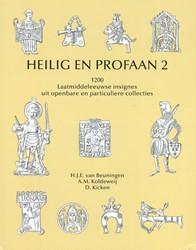 Heilig en Profaan -1200 laatmiddeleeuwse insignes uit openbare en particuliere Beuningen, H.J.E. van