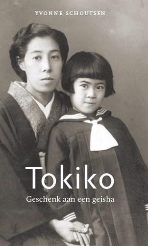 Tokiko -Geschenk aan een geisha Schoutsen, Yvonne