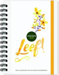 LEEF! Agenda 2019 klein Heijningen-Steenbergen, Annemarie van