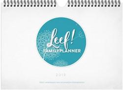 LEEF! Familieplanner 2019 Heijningen-Steenbergen, Annemarie van