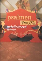 Psalmen voor Nu - Gefeliciteerd -muziekboek bij CD 5
