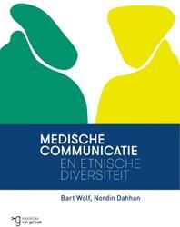 Medische communicatie en etnische divers Wolf, Bart