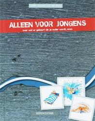 Janssen - Alleen voor jongens -over wat er gebeurt als je oud er wordt, enzo Janssen-van den Barg, J.