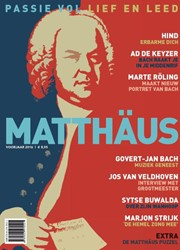 Matthaus -passie vol liefde & leed