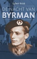 De nacht van Byrman Brink, Egbert