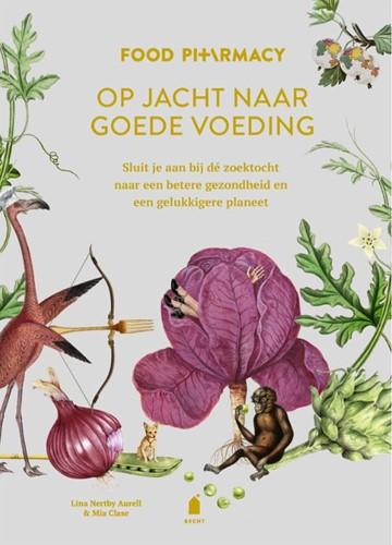 Food Pharmacy: op jacht naar goede voedi Nertby Aurell, Lina