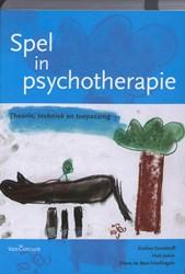 Spel in psychotherapie Groothoff, Eveline