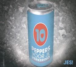 10 peppers voor je verkering Janze, Jouke