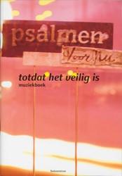 Psalmen voor Nu -muziekboek bij cd 1 Totdat het veilig is