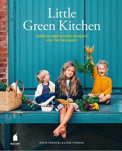 Little Green Kitchen -Lekkere vegetarische recepten voor het hele gezin Frenkiel, David