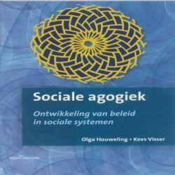 Sociale agogiek -ontwikkeling van beleid in soc iale systemen Houweling - Meijers, Olga