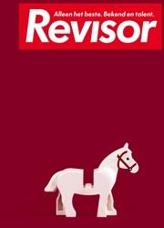 Revisor 16 -alleen het beste. bekend en ta lent Revisor