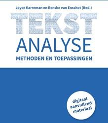 Tekstanalyse -methoden en toepassingen Karreman, Joyce
