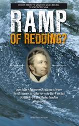 Ramp of redding? -200 jaar Algemeen Reglement vo or het Bestuur der Hervormde K Lieburg, Fred van