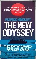The New Odyssey -The Story of Europe's Ref Crisis Kingsley, Patrick