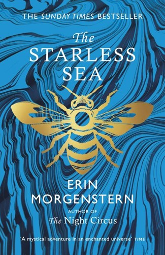 THE STARLESS SEA MORGENSTERN, ERIN