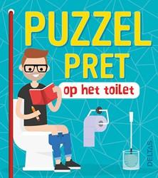 Puzzelpret op het toilet TYBERG, Son