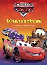 Disney vriendenboek Cars -DAG/VRIENDEN/STICKERBOEKEN 0521021